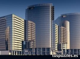 Rascacielos futuristas